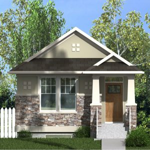 CRAFTSMAN HOME PLANS - ARGYLE