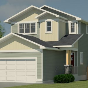 CRAFTSMAN HOME PLANS - FINDLAY