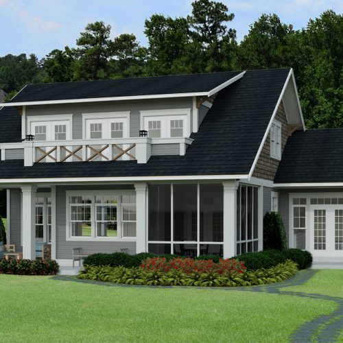 CRAFTSMAN HOME PLANS - G-SERIES