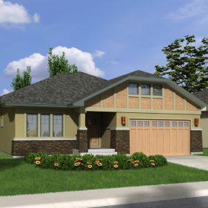 CRAFTSMAN HOME PLANS - MCINTOSH