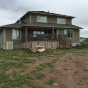 CRAFTSMAN HOME PLANS – MIKKELSON-2584 – REAR – ANNAPOLIS ROYAL, NOVA SCOTIA