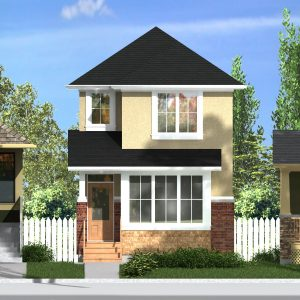 CRAFTSMAN HOME PLANS - ELLIOTT-1091