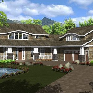 CRAFTSMAN HOME PLANS - IGS-SERIES