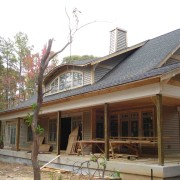 CRAFTSMAN HOME PLANS – J-2646 – FRONT – VIRGINIA