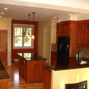 CRAFTSMAN HOME PLANS – JG-2414 – KITCHEN – MISSOURI