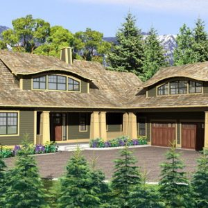CRAFTSMAN HOME PLANS - JGS-SERIES
