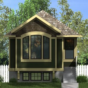 CRAFTSMAN HOME PLANS - LEOPOLD