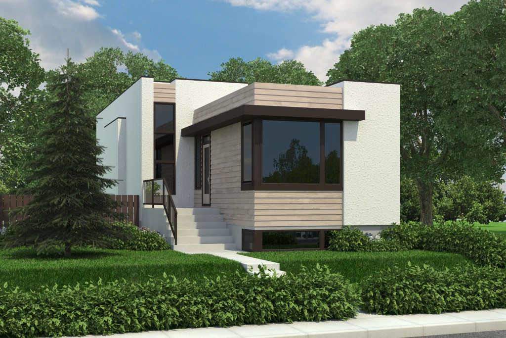 Contemporary lindsay 1068 with suite robinson plans for Robinson house plans
