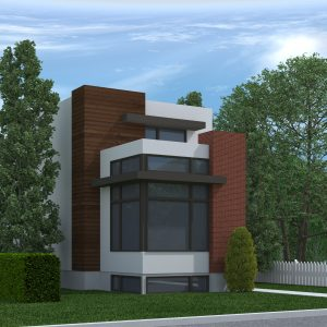 CONTEMPORARY HOME PLANS - MCINTYRE