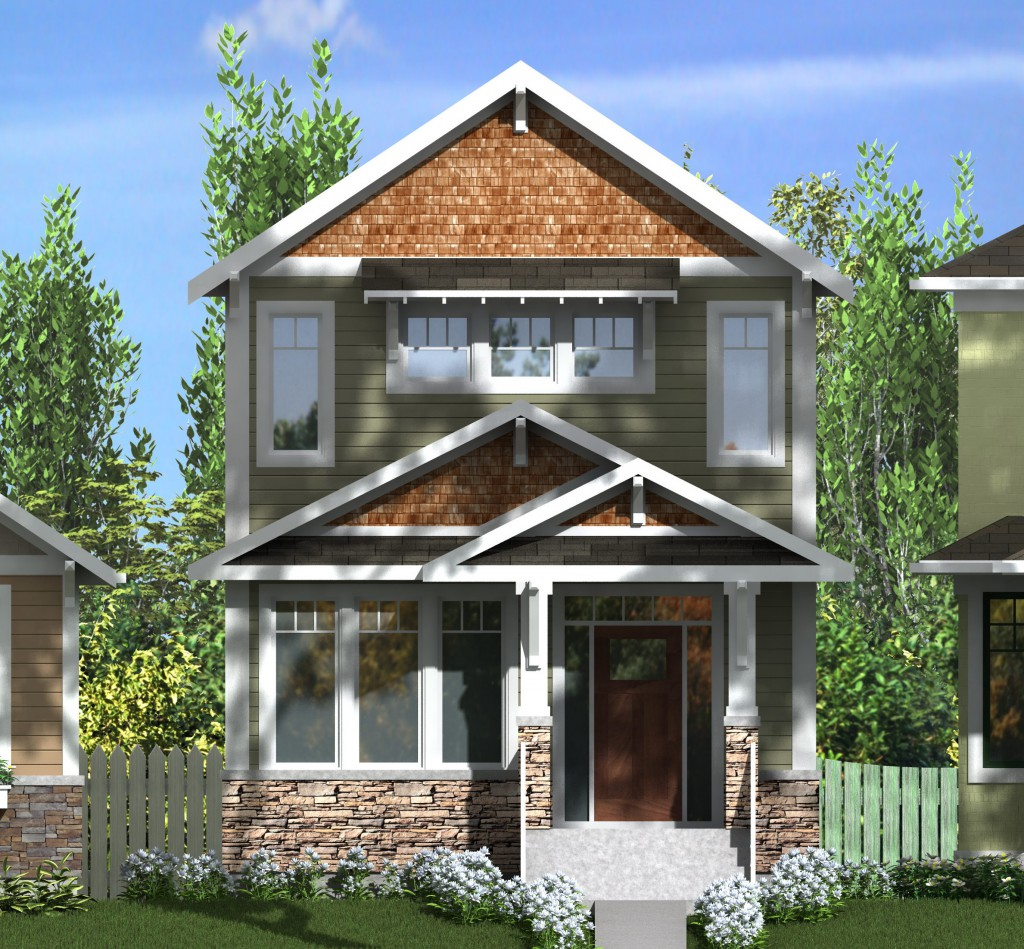Tiny Home Designs: Craftsman Retallack-1520