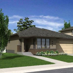CONTEMPORARY HOME PLANS - MCCARTHY