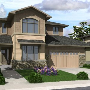 CRAFTSMAN HOME PLANS - MIKKELSON