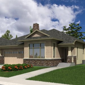 CRAFTSMAN HOME PLANS - SHERWOOD