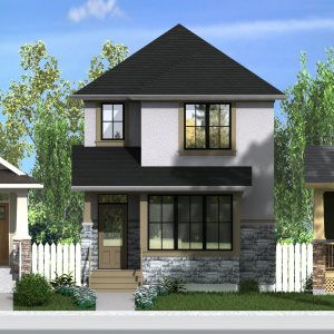 CRAFTSMAN HOME PLANS - WALLACE