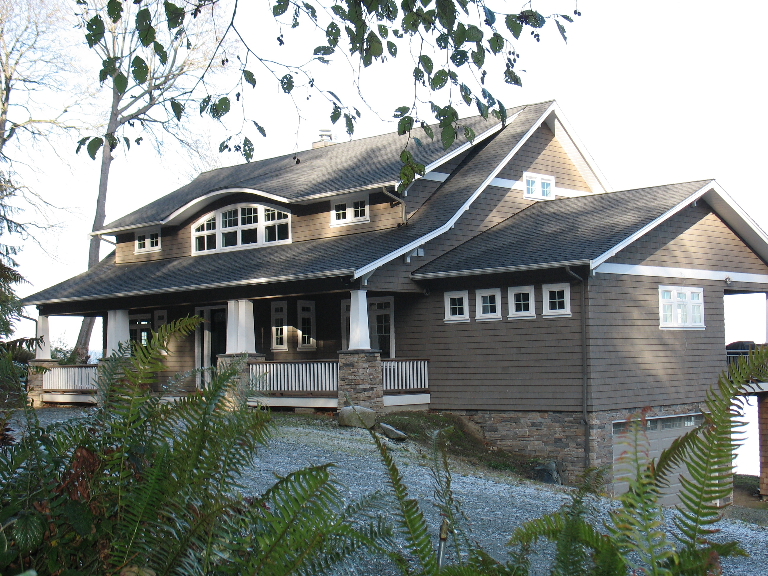 What is craftsman style robinson plans for Robinson house plans