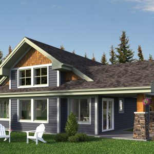 CRAFTSMAN HOME PLANS - N-SERIES