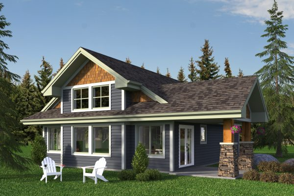 Craftsman n 1635 for Robinson house plans