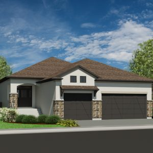 MISSION HOUSE PLANS - SANDPIPER