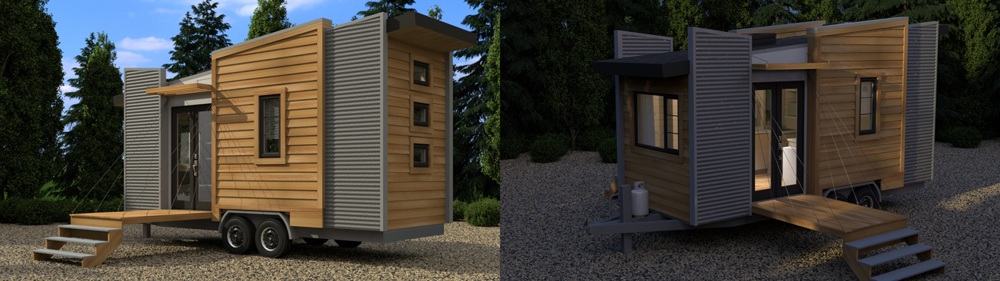 New Tiny House Models