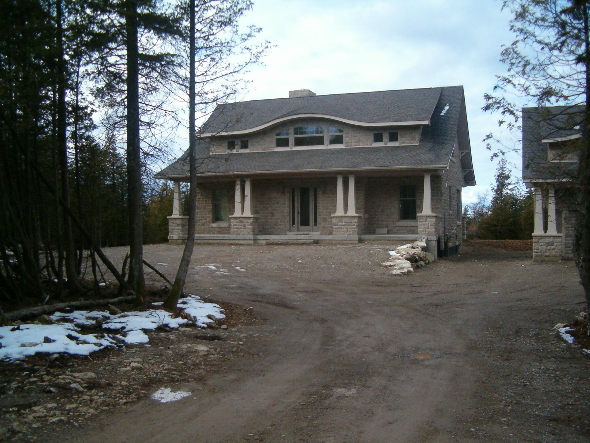 Craftsman i 2315 robinson plans for Robinson house plans