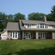 CRAFTSMAN HOME PLANS - IGS-4020 - ONTARIO - FRONT