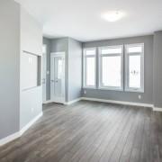 CRAFTSMAN HOME PLANS – LEOPOLD – LIVING ROOM – REGINA, SASKATCHEWAN