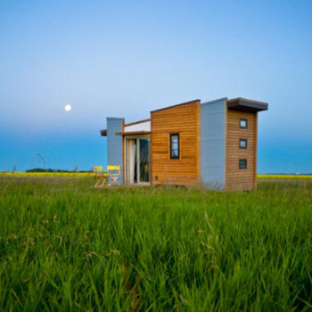 Tiny House Plans - Contemporary Dragonfly-20 - Saskatchewan
