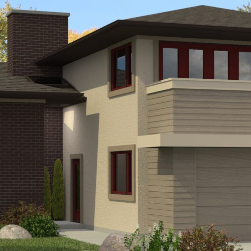 Robinson residential personalizing home design for Robinsons homes design collection