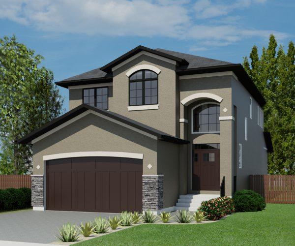 MISSION HOUSE PLANS – SCOTTSDALE