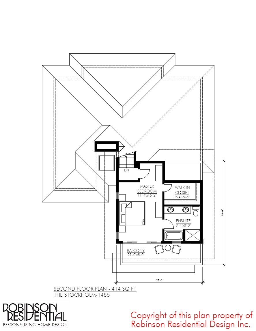 Bungaloft house plans bungaloft house plan cathy s for Robinson house plans