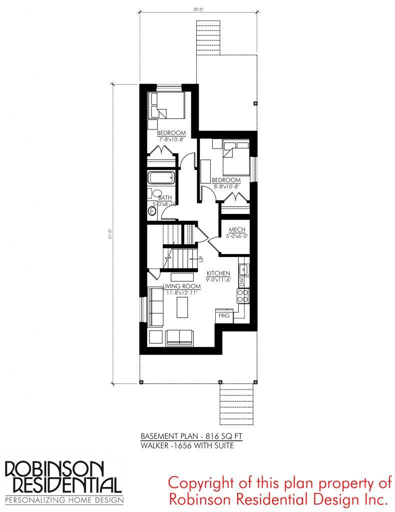 Craftsman Walker-1656 (with Suite)