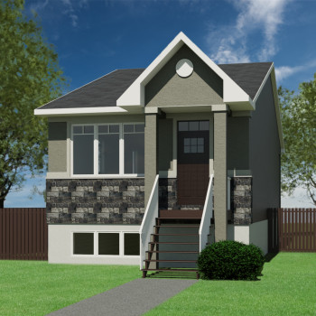 CRAFTSMAN HOME PLANS - ORION-836