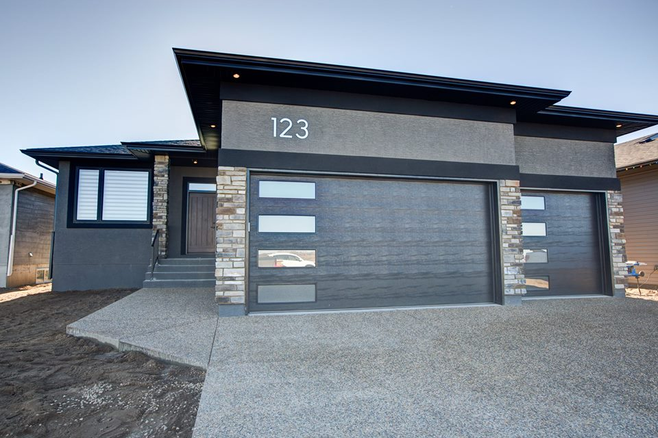 PRAIRIE HOME PLANS - 123 VESTOR DRIVE, PILOT BUTTE, SK - AUTHENTIC DEVELOPMENTS