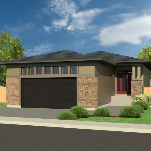 PRAIRIE HOME PLANS - STARLING-1295