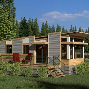 SMALL HOME PLANS - CONTEMPORARY MAGNOLIA-378