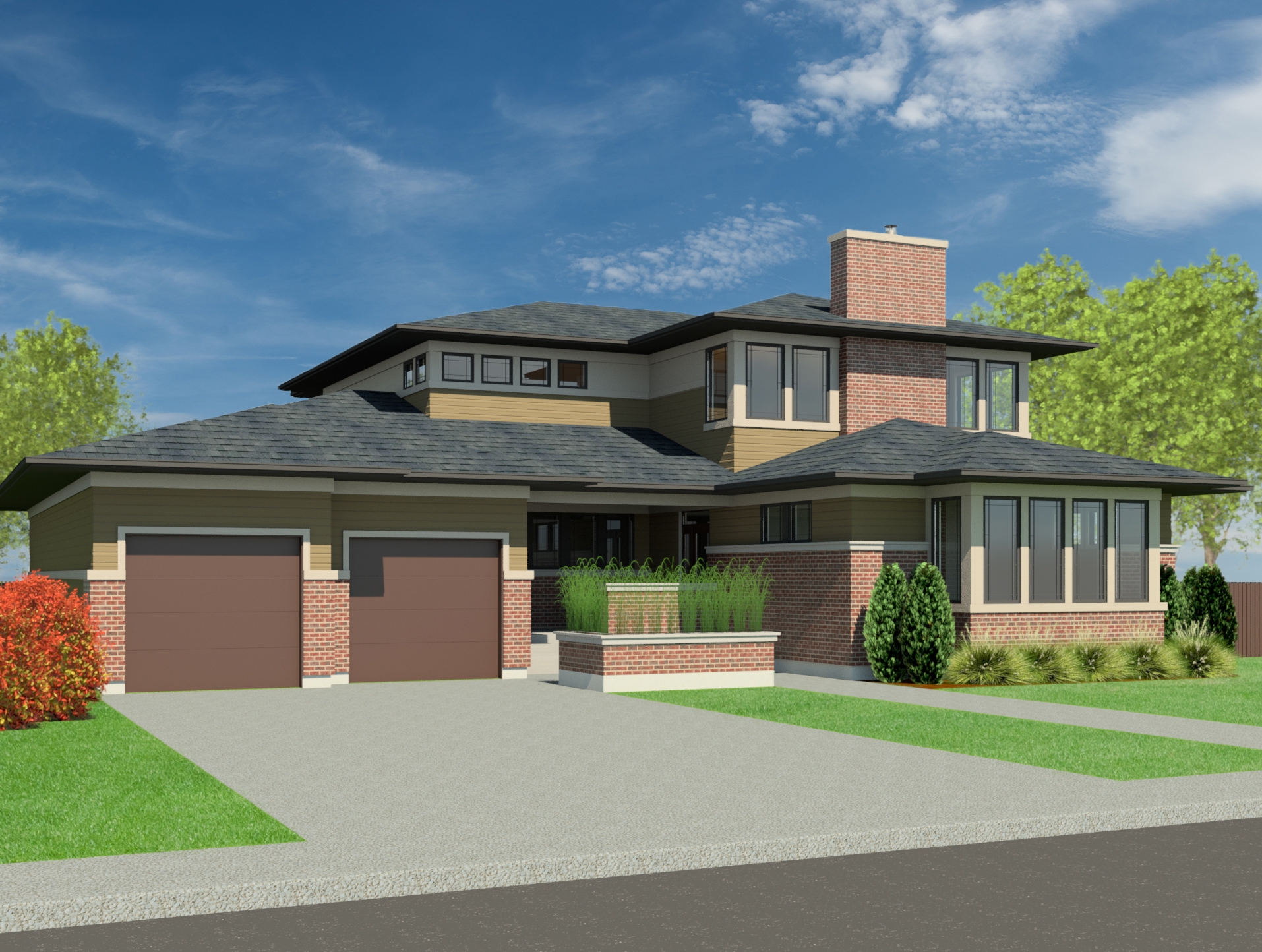 Prairie lowry 3512 robinson plans for Home palns