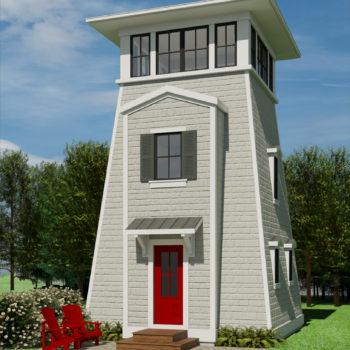 SMALL HOME PLANS - NOVA SCOTIA-649