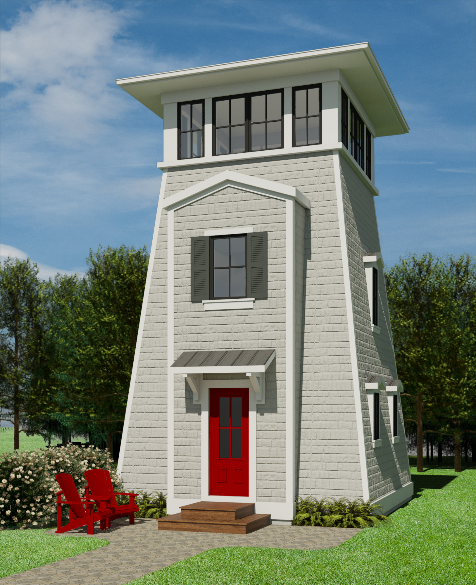 Robinson residential house plans house plans for Small residential building plan