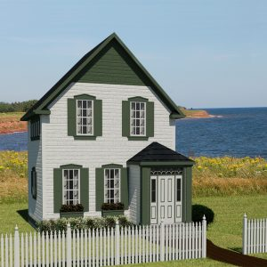 SMALL HOME PLANS - PRINCE EDWARD ISLAND-597
