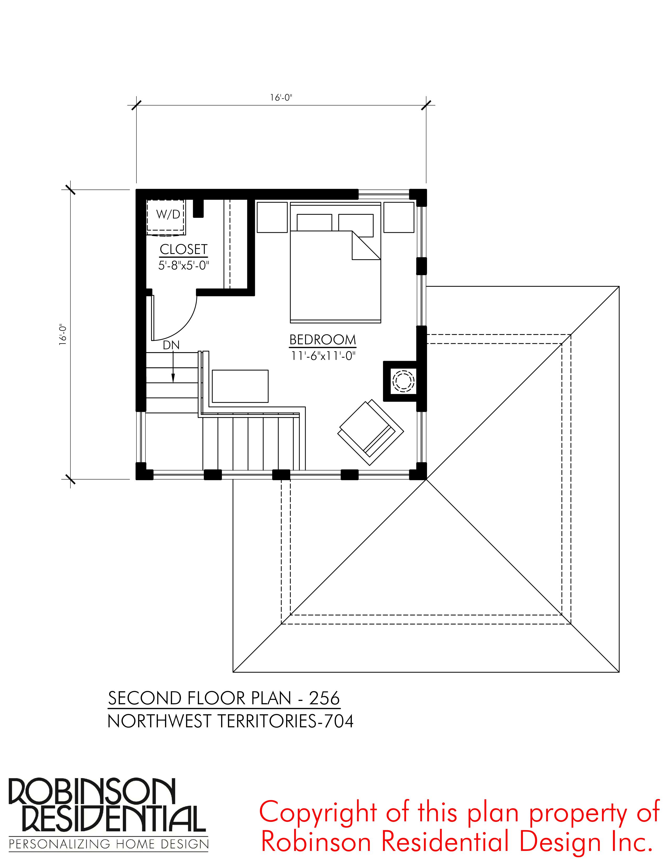 Tiny Home Designs: Northwest Territories-704