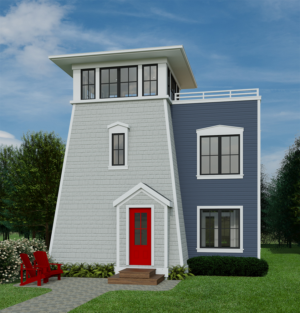 Nova scotia 1211 robinson plans for Tiny house designers