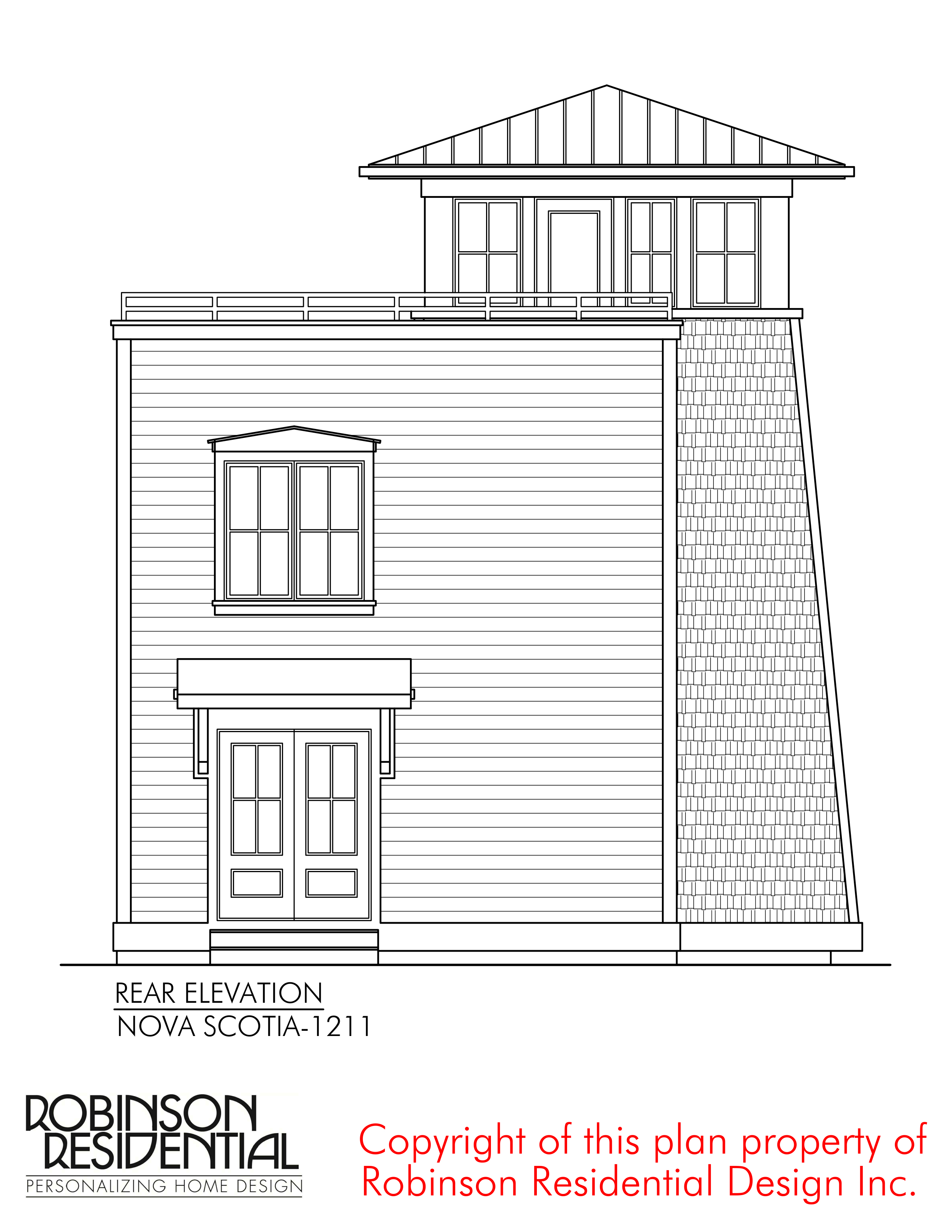 Nova Scotia-1211 - Robinson Plans