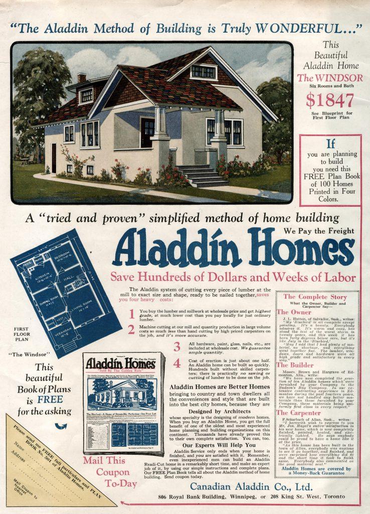 Aladdin Catalogue Homes