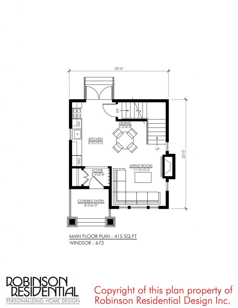 Craftsman Windsor-694