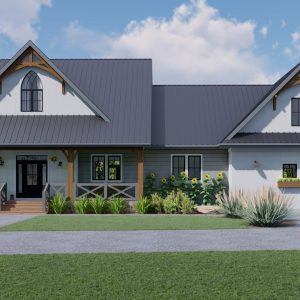 MODERN FARMHOUSE CHINOOK-2266 -FRONT