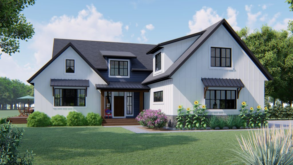 Modern Farmhouse Sinton-2904