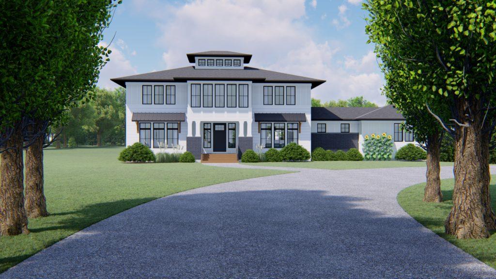 Modern Farmhouse Glenlea-3401