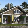 CRAFTSMAN HOME PLANS - A-SERIES