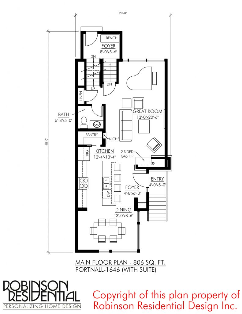 Contemporary Portnall-1646 (with Suite)