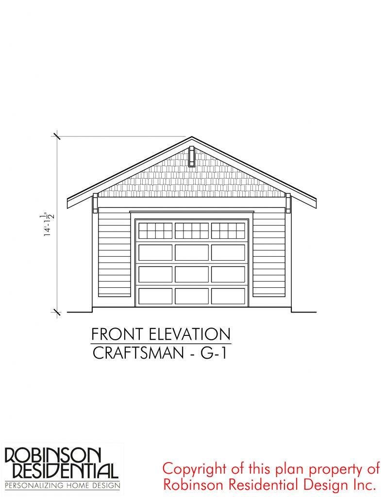 Craftsman G-1